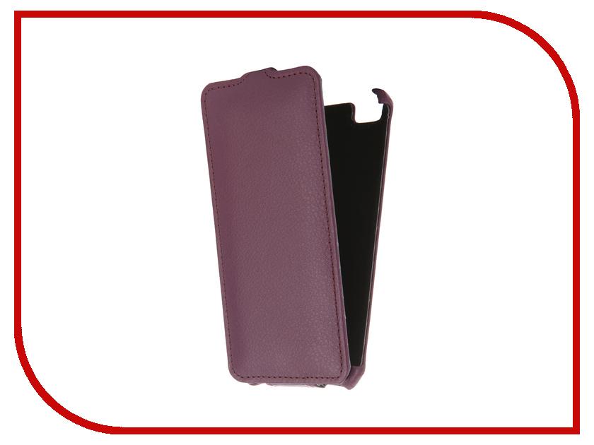 Аксессуар Чехол Xiaomi mi5 Zibelino Classico Purple ZCL-XIA-MI5-PUR