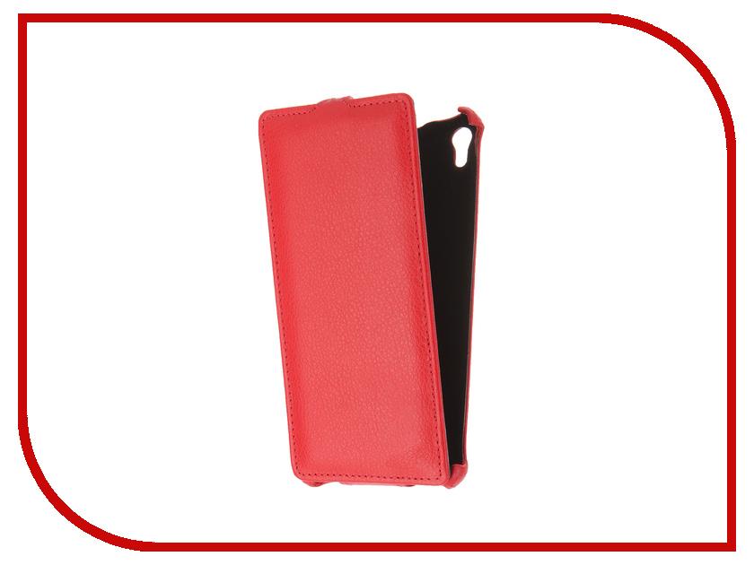 Аксессуар Чехол Sony Xperia XA Ultra Zibelino Classico Red ZCL-SON-XA-ULT-RED<br>