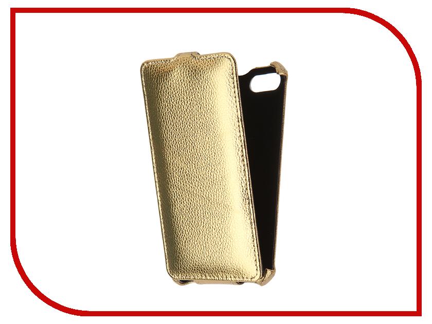 Аксессуар Чехол BQ BQS-5020 Strike Zibelino Classico Gold ZCL-BQ-BQS-5020-GLD