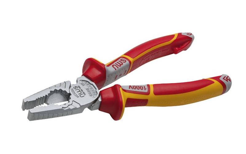 Губцевый инструмент NWS CombiMax 109-49-VDE-165