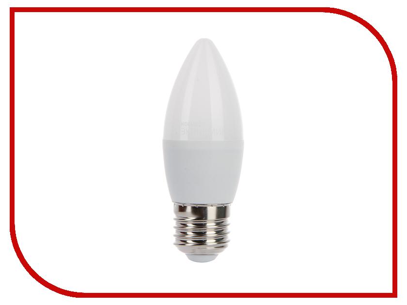 Лампочка Космос Экономик LED CN 6.5W 220V E27 4500K LkecLED6.5wCNE2745<br>