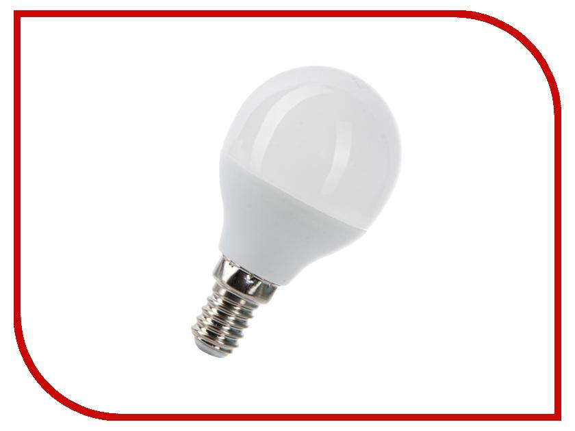 Лампочка Космос Экономик LED GL45 6.5W 220V E14 3000K LkecLED6.5wGL45E1430