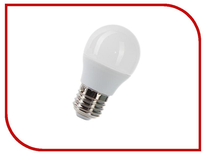 Лампочка Космос Экономик LED GL45 6.5W 220V E27 3000K LkecLED6.5wGL45E2730<br>