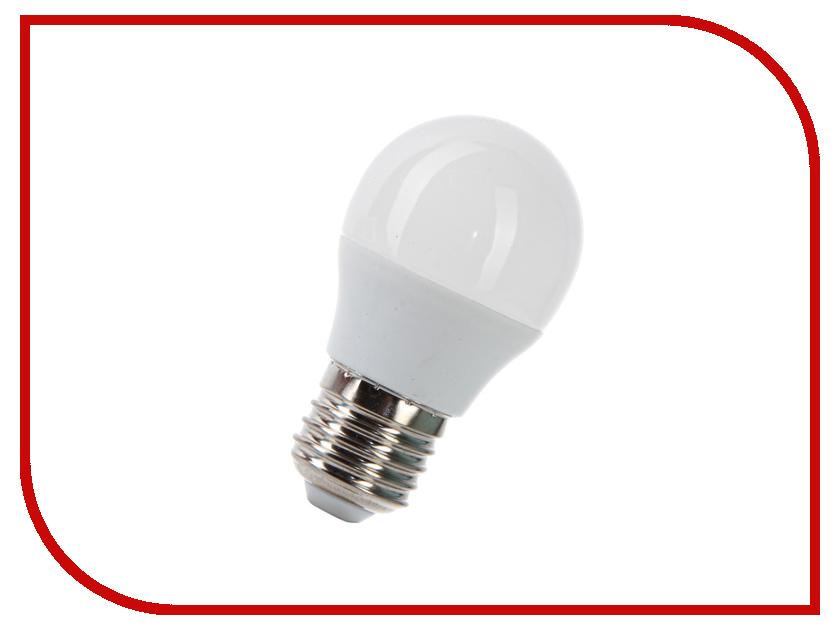 Лампочка Космос Экономик LED GL45 6.5W 220V E27 4500K LkecLED6.5wGL45E2745<br>