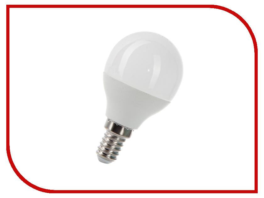 Лампочка Экономка A60 6W E27 160-260V 620Lm 4500K EcoLEDFL6WA60E2745