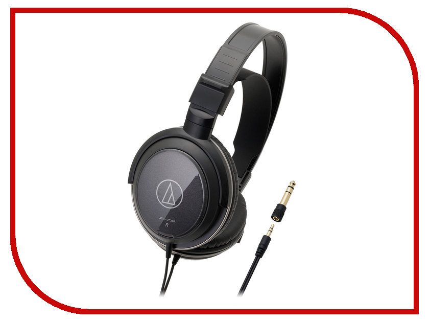 Audio-Technica ATH-AVC300 audio technica ath ls50is 15119537 внутриканальные наушники red