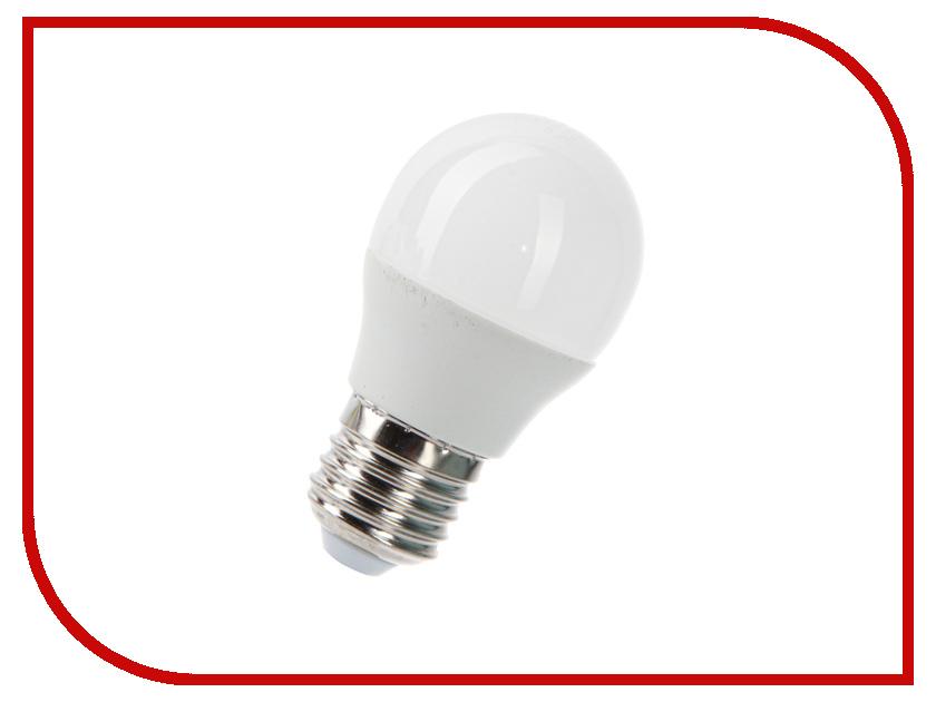 Лампочка Космос Экономик LED GL45 7.5W 220V E27 3000K LkecLED7.5wGL45E2730
