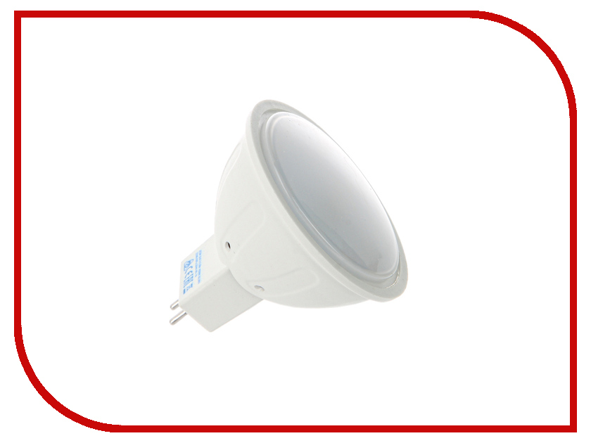 Лампочка Космос Экономик LED JCDR 5.5W 220V GU5.3 4500K LkecLED5.5wJCDRC45