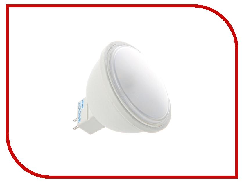 Лампочка Космос Экономик LED JCDR 6.5W 220V GU5.3 4500K LkecLED6.5wJCDRC45