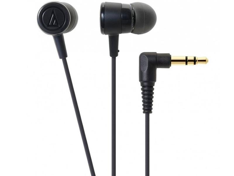 все цены на Audio-Technica ATH-CKL220 Black онлайн