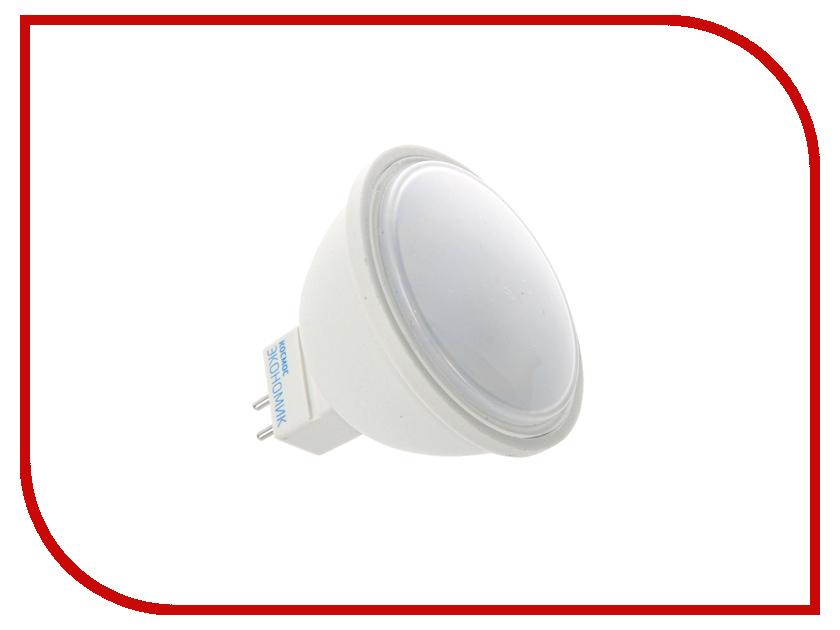 Лампочка Космос Экономик LED JCDR 7.5W 220V GU5.3 4500K LkecLED7.5wJCDRC45<br>