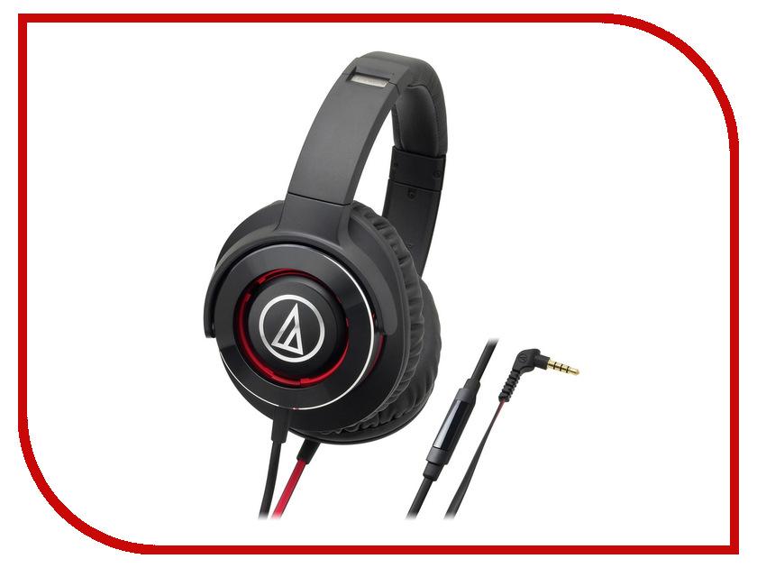 Гарнитура Audio-Technica ATH-WS770iS Bordo<br>