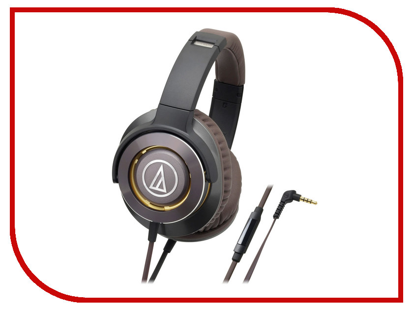 Гарнитура Audio-Technica ATH-WS770iS Gun Metal ws 180 300