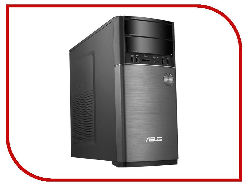 Неттоп ASUS M52AD-RU001S 90PD0111-M03210 Intel Core i5-4460 3.4 GHz/4096Mb/1000Gb + 8Gb SSD/BD-R/nVidia GeForce GTX 745M 4096Mb/Wi-Fi/Bluetooth/Windows 8 64-bit<br>