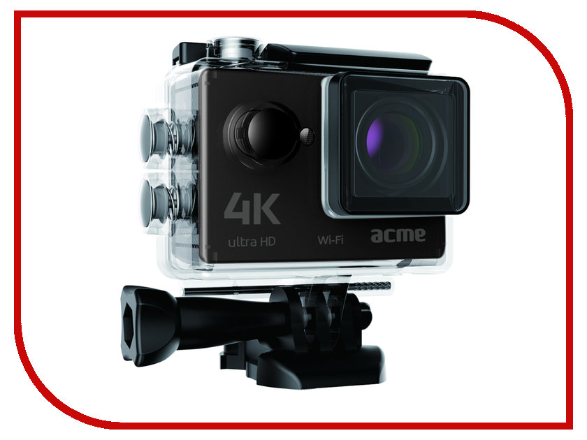 Экшн-камера Acme VR03 4K Ultra HD with Wi-Fi 152419<br>