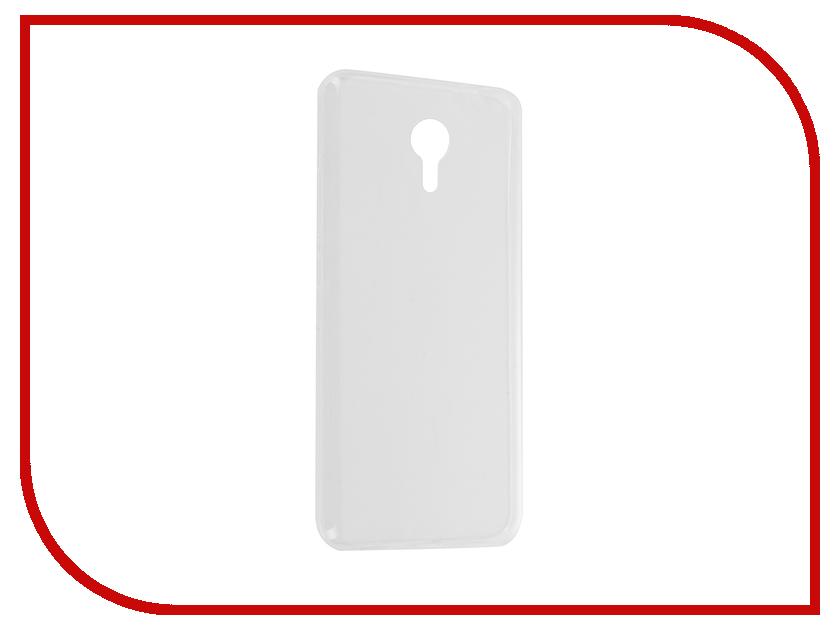 Аксессуар Чехол Meizu M3 Note SkinBox Slim Silicone Transparent T-S-MM3N-006