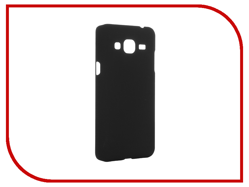 Аксессуар Чехол Samsung Galaxy J3 2016 SkinBox 4People Black T-S-SGJ32016-002<br>