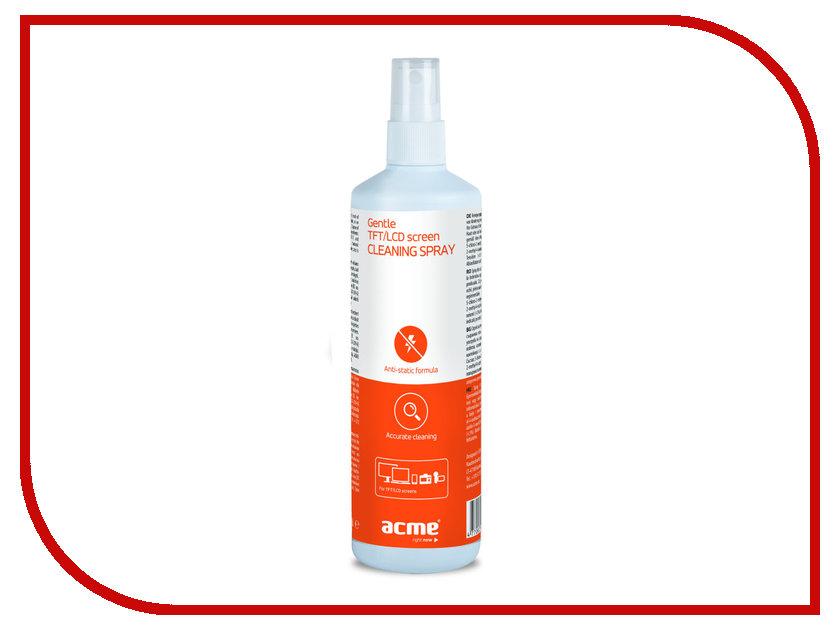 Аксессуар Acme CL21 Универсальный спрей для очистки дисплеев 250ml 4046<br>