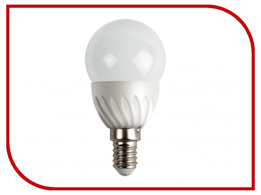 Лампочка Acme LED Mini Globe 3W 3000K 245Lm E14 101675 лампочка luazon e14 3w 4200к smd2835 led 240lm 1559780