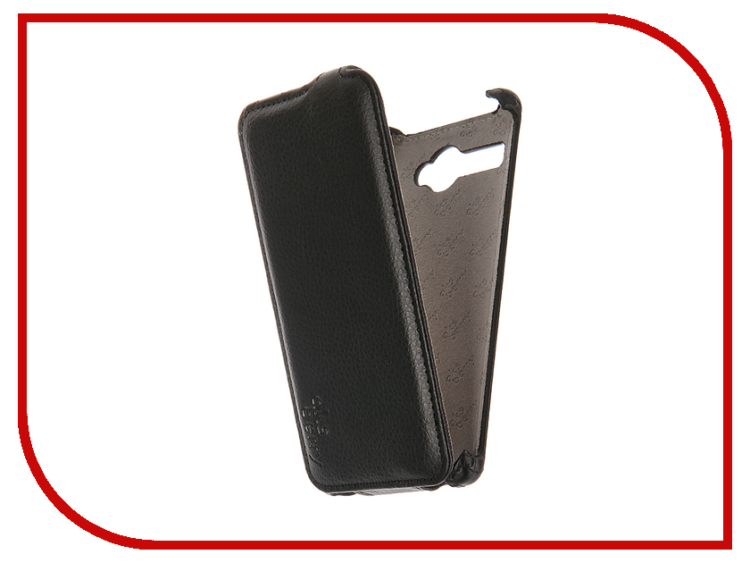 Аксессуар Чехол Fly FS506 Cirrus 3 Aksberry Black<br>