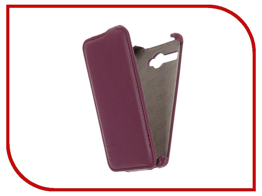 Аксессуар Чехол Fly FS506 Cirrus 3 Aksberry Violet<br>
