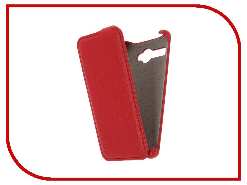 Аксессуар Чехол Fly FS506 Cirrus 3 Aksberry Red<br>