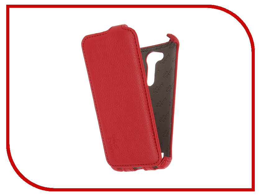 Аксессуар Чехол ASUS ZenFone Go ZB452KG Aksberry Red<br>