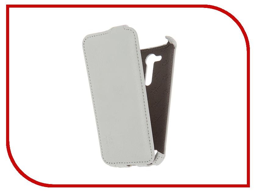 Аксессуар Чехол ASUS ZenFone Go ZB452KG Aksberry White<br>