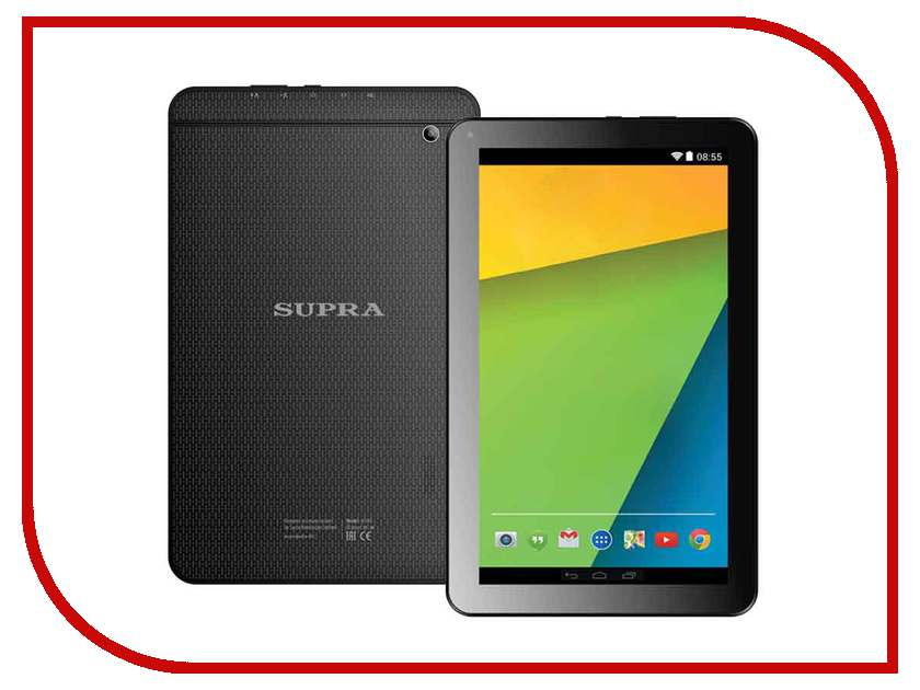 Планшет SUPRA M72GG Spreadtrum SC9830A 1.5 GHz/512Mb/16Gb/LTE/Wi-Fi/Bluetooth/Cam/7.0/1024x600/Android