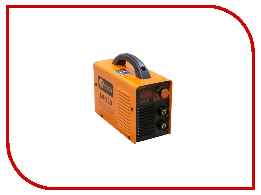 Сварочный аппарат Edon LV-220 бензопила edon edc 5218