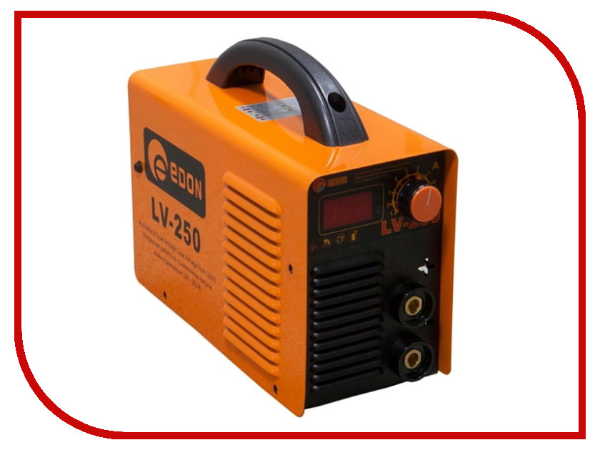 Сварочный аппарат Edon LV-250 compatible bare bulb lv lp06 4642a001 for canon lv 7525 lv 7525e lv 7535 lv 7535u projector lamp bulb without housing
