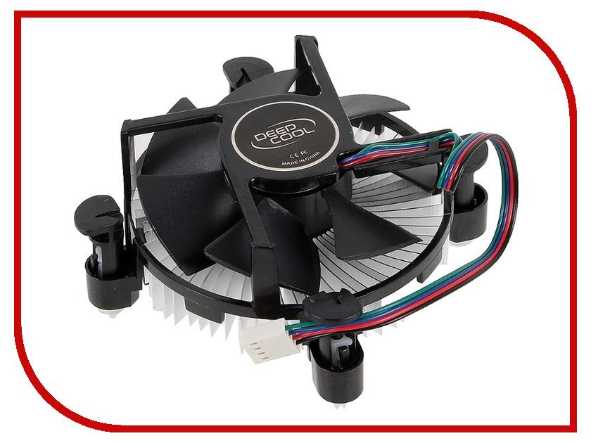 Кулер DeepCool CK-11509 PWM (LGA775/1150/1155/1156) 4pin