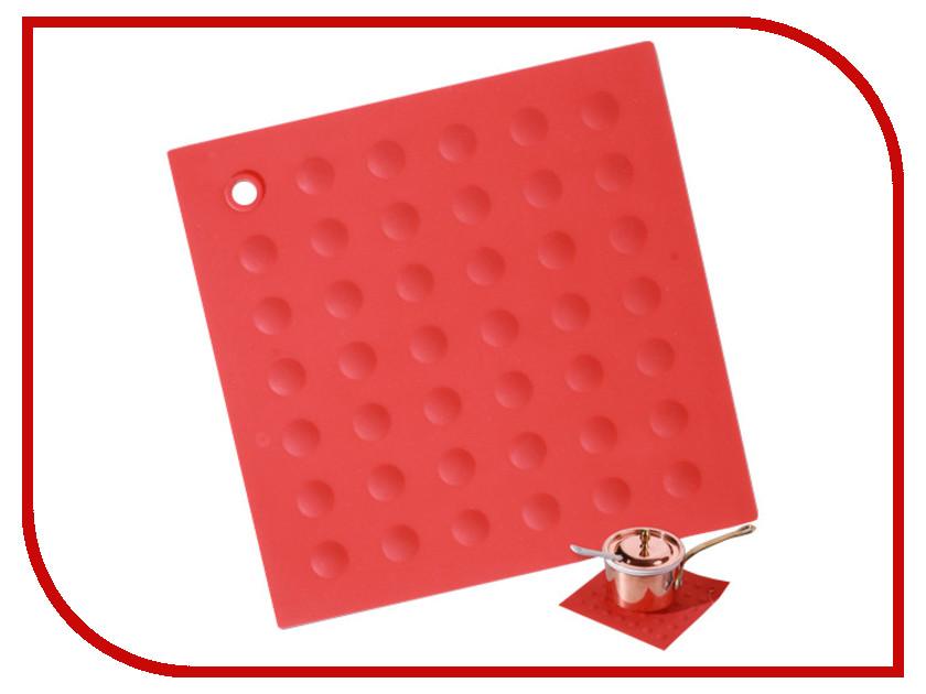 Кухонная принадлежность Fortuna Silicone Прихватка Red FSI166-RD