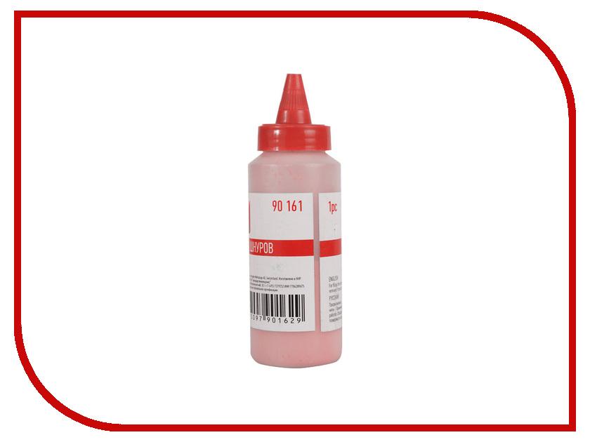 Инструмент Archimedes Red 90161 - краска для разметочных шнуров<br>