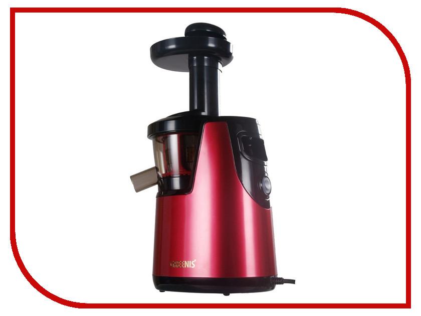 Соковыжималка Greenis F-9010 Red