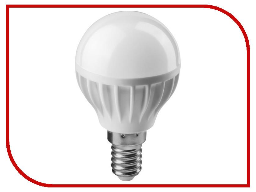 Фото - Лампочка ОнЛайт 71 643 OLL-G45-6-230-2.7K-E14 онлайт светильник онлайт 71 623 obl r1 12 4k wh ip65 led snrv