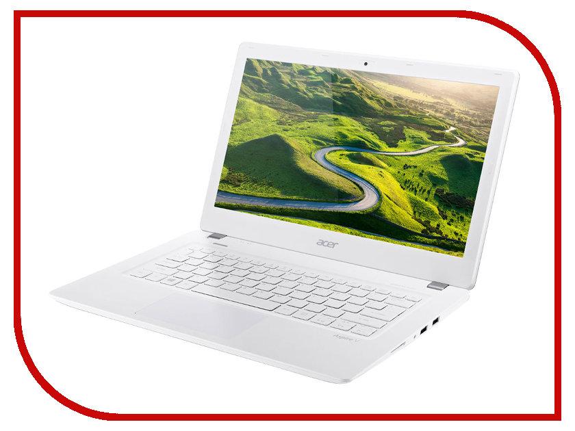 Ноутбук Acer Aspire V3-372-70V9 NX.G7AER.005 Intel Core i7-6500U 2.5 GHz/8192Mb/256Gb SSD/No ODD/Intel HD Graphics/Wi-Fi/Bluetooth/Cam/13.3/1920x1080/Windows 10 64-bit