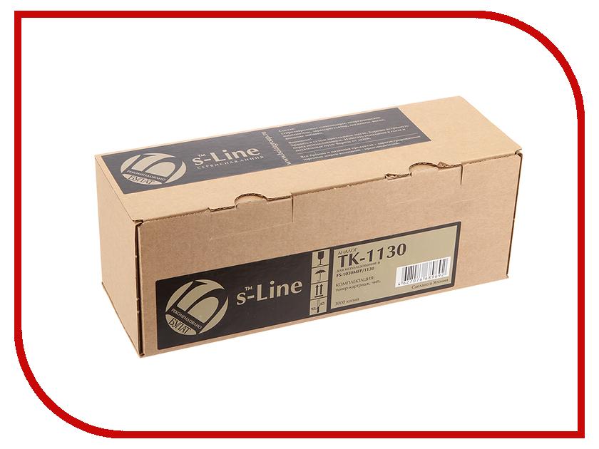 Тонер S-Line TK-1130 для Kyocera FS-1030MFP/1130MFP AAMTFS1030070