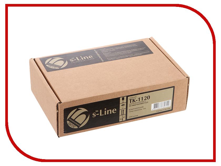 Тонер S-Line TK-1120 для Kyocera FS-1060 AAMTFS1060030