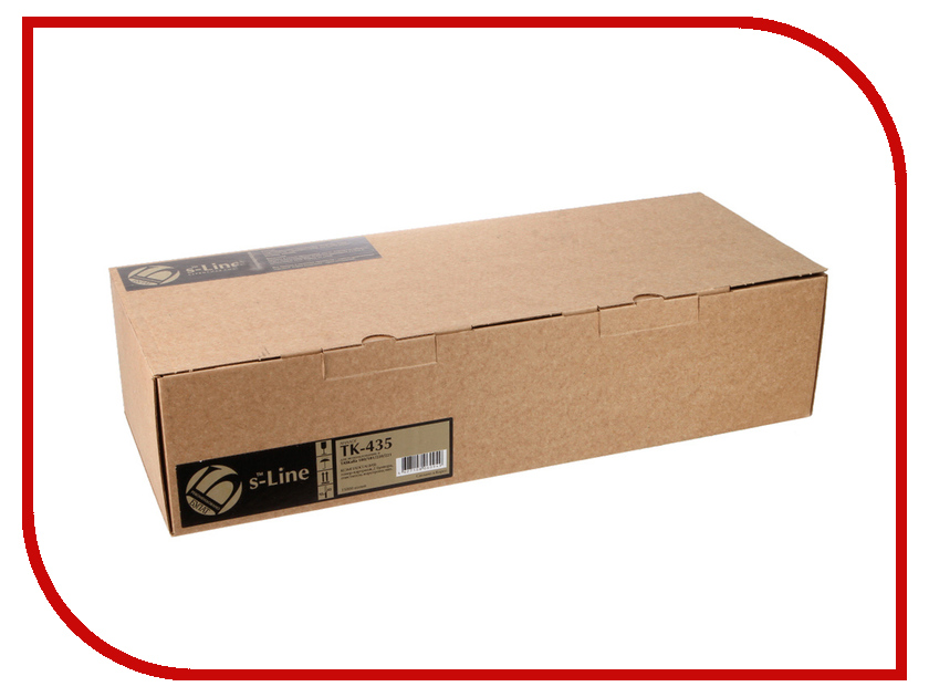 Тонер S-Line TK-435 для Kyocera TASKalfa 180 DAMTTK0180050