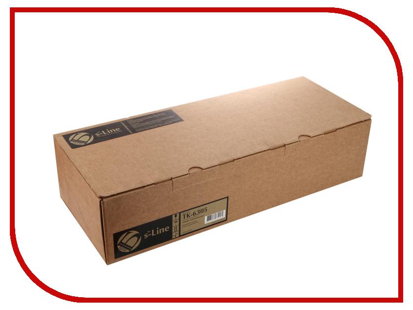 Тонер S-Line TK-6305 для Mita TASKaIfa 3500i / 4500i / 5500i DAMTTK3500030