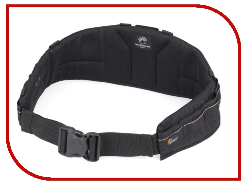 Аксессуар LowePro S&F Deluxe Technical Belt L/XL аксессуар lowepro s
