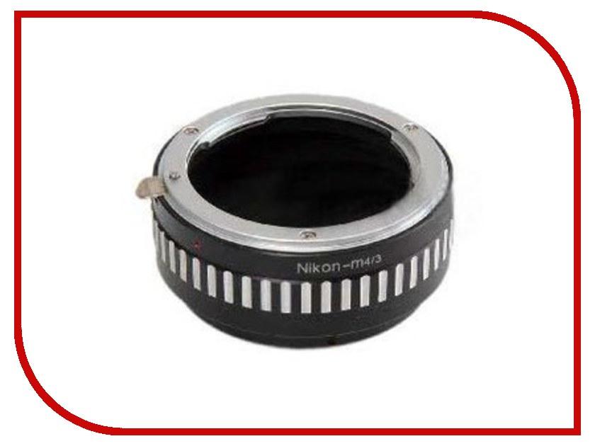 Переходное кольцо Flama Adapter Ring FL-M43-N для Nikon AI под байонет Micro 4/3 (для ф/а Olympus)<br>