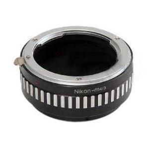 Переходное кольцо Flama Adapter Ring FL-M43-N для Nikon AI под байонет Micro 4/3 (для ф/а Olympus)