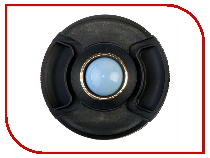 Аксессуар 72mm - Flama FL-WB72N lens cap D72 Black/Gold для защиты и установки баланса белого<br>
