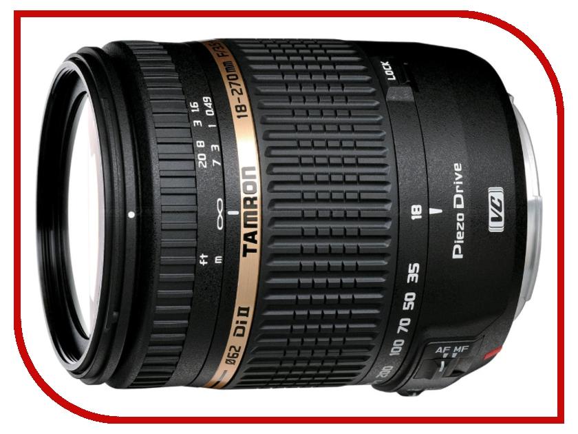 Объектив Tamron Nikon AF VC 18-270 mm F/3.5-6.3 Di II PZD