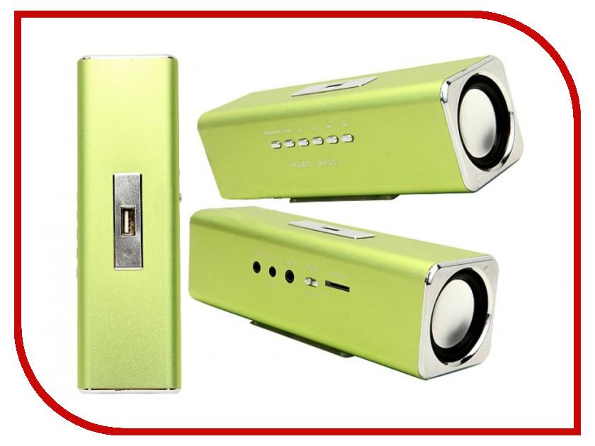 Колонка Espada Music Box 13-FM Green стоимость