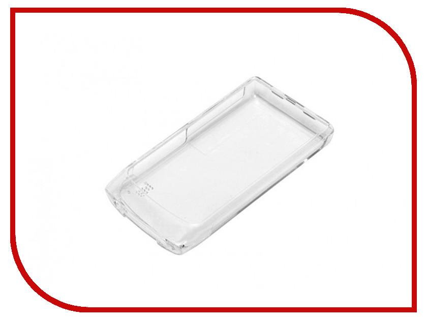 Cowon iAudio D3 чехол (пластик) paradyz emilly milio beige struktura 30x60