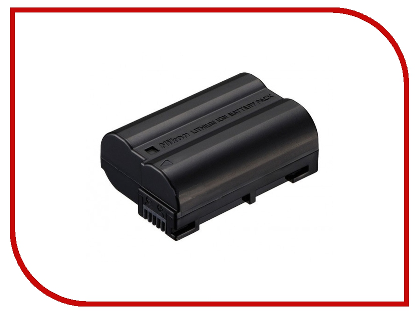 Аккумулятор Nikon EN-EL15 for Nikon D7000/V1/D7100/D600/D610/D800/D800E/D810 r o c s baby 0 3 лет в ассортименте r o c s рокс