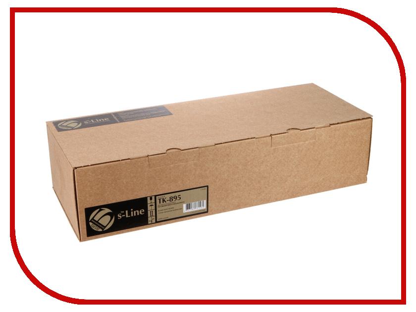 Тонер S-Line TK-895C для Mita FS-C8020 BAMTFSC802060<br>